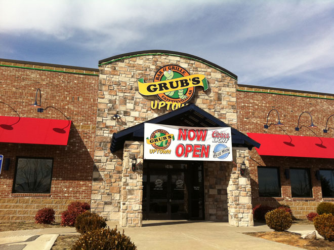 Grub S Opened Their Second Fayetteville Location At 3467 N Shiloh Dr In Front Of Target On Feb 11