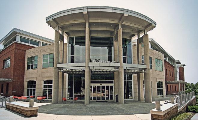 Fayetteville Public Library