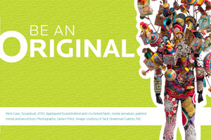 Crystal Bridges is now seeking original members
