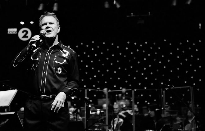 GLEN CAMPBELL farewell tour rolls into Grammy Museum