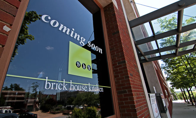 Opening Soon: Brick House Kitchen On The Fayetteville Square