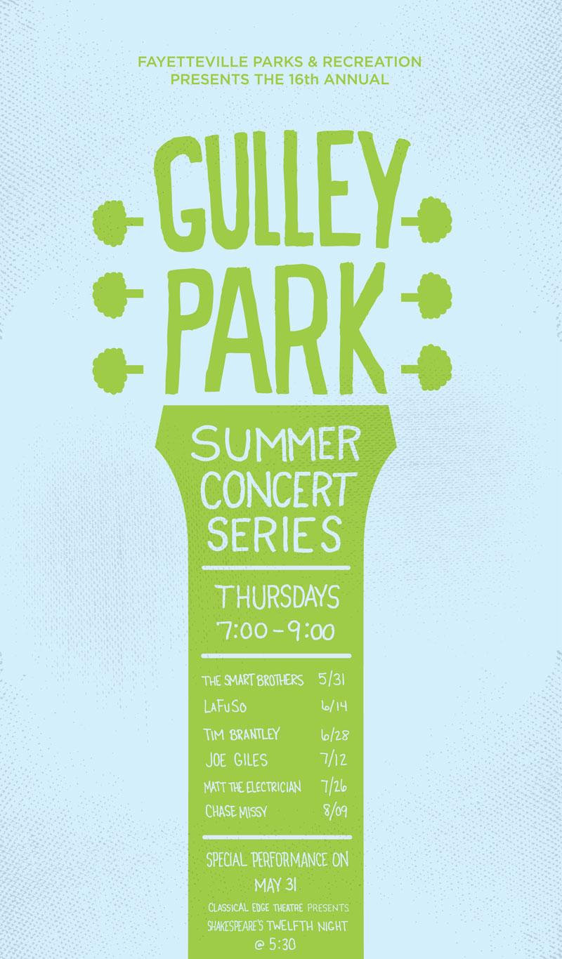 2012 Gulley Park Summer Concert Series Kicks Off May 31