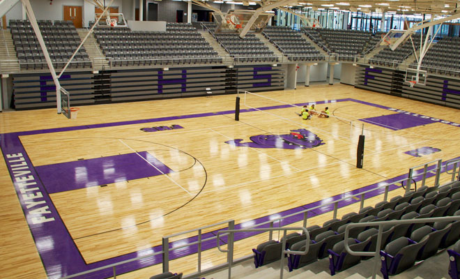 Have A Look Inside The New Fayetteville High School
