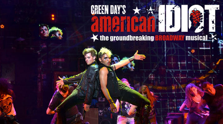 american idiot the musical explores mediocrity