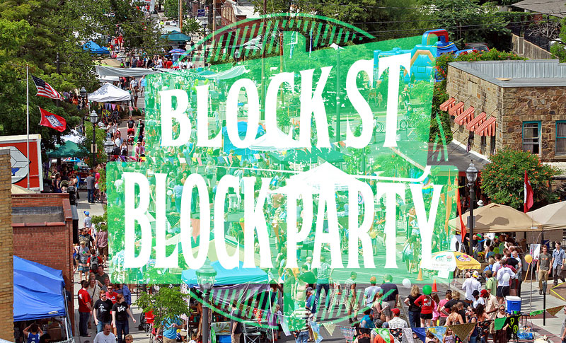 Photos: 2016 Block Street Block Party | Fayetteville Flyer