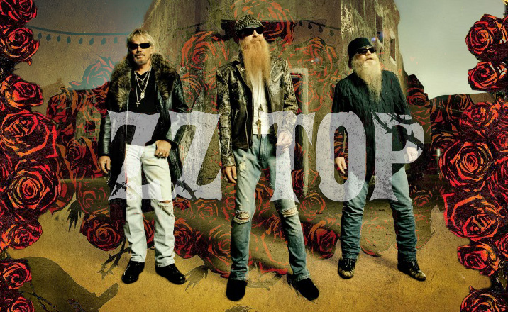 coming here zz top oct 4 at the arkansas music pavilion fayetteville flyer. Black Bedroom Furniture Sets. Home Design Ideas