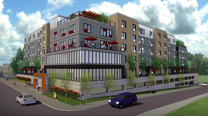 More student apartments planned off dickson street for Craft fair fayetteville ar