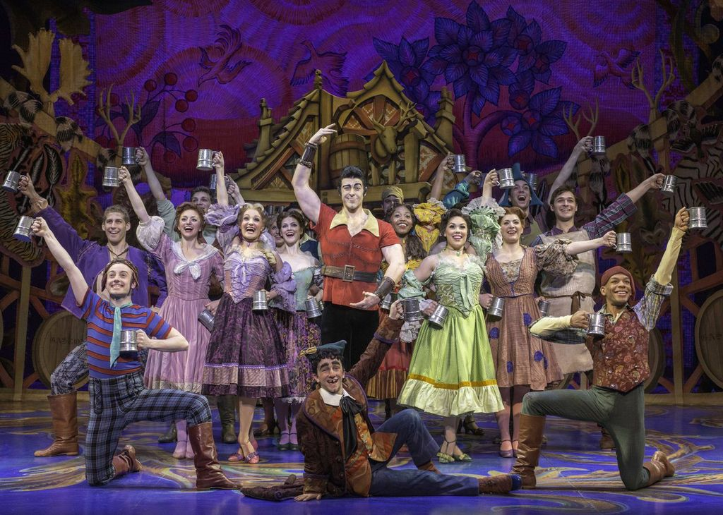 Beauty And The Beast Musical A Delectable Treat