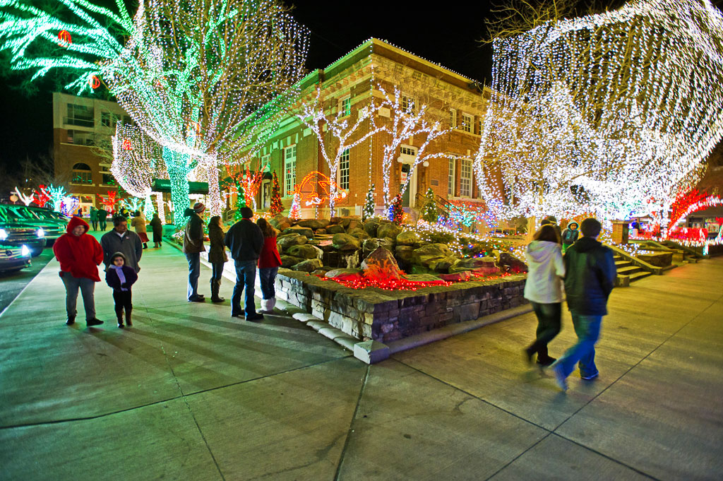 Flyer Guide 2013 Holiday Events In Fayetteville
