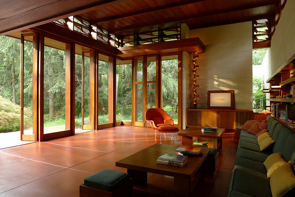 Crystal Bridges bought a Frank Lloyd Wright house and ...