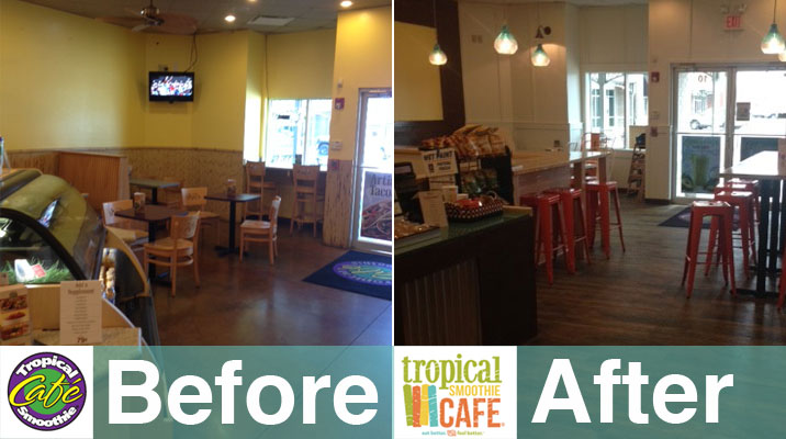 ad big things in the works at tropical smoothie cafe - Tropical Cafe 2015