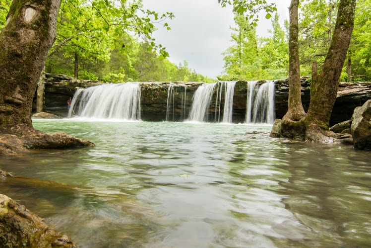 nine nearby waterfalls to explore this spring and summer