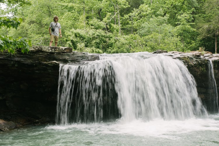Nine Nearby Waterfalls To Explore This Spring And Summer Fayetteville Flyer
