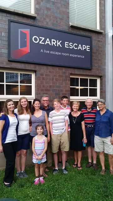 Ozark Escape Room