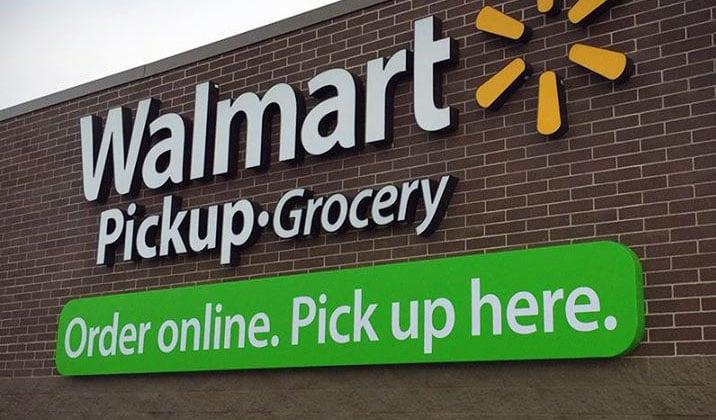 Walmart grocery shop online