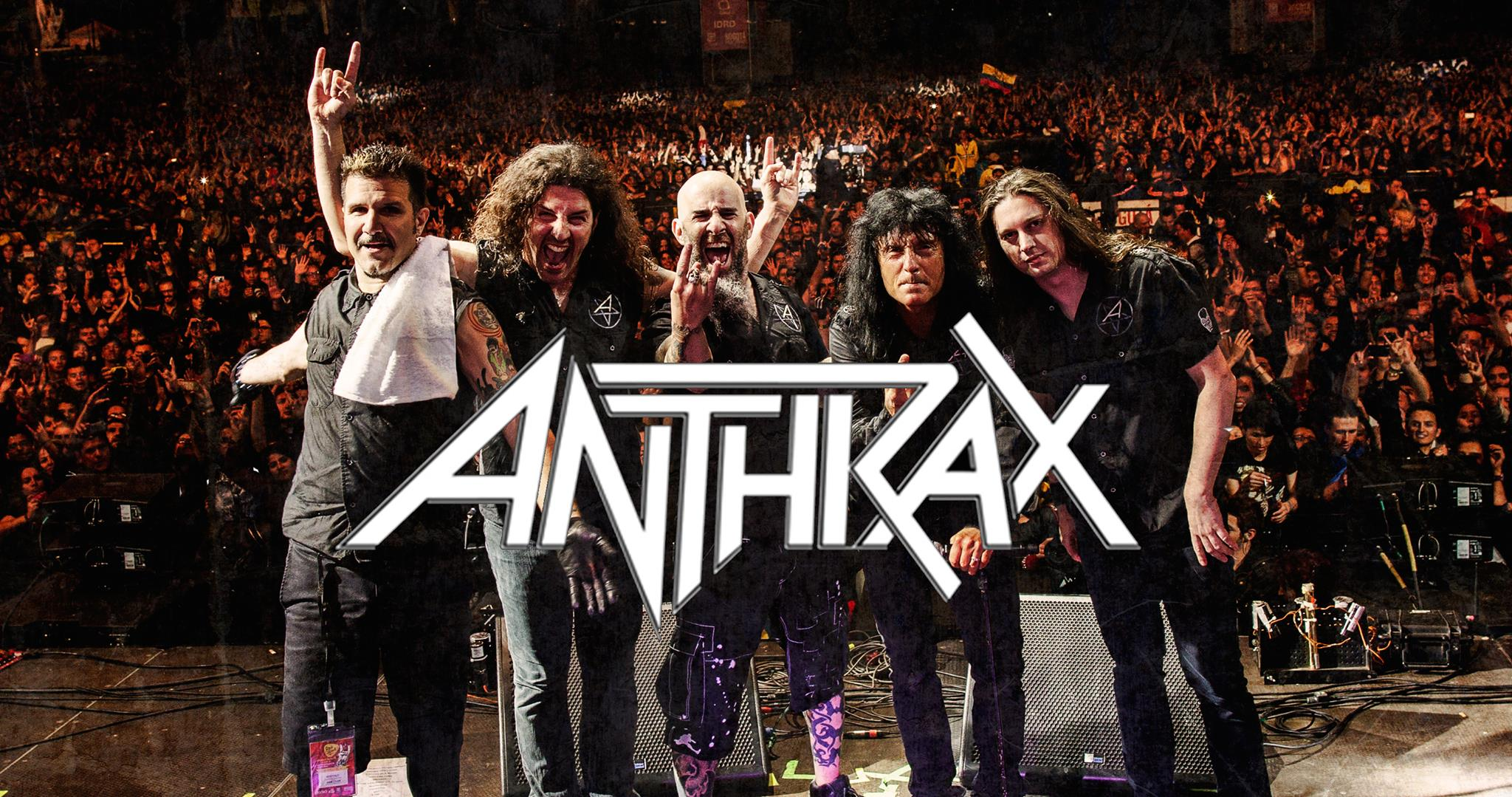 Anthrax Coming To Fayetteville At George S Feb 3