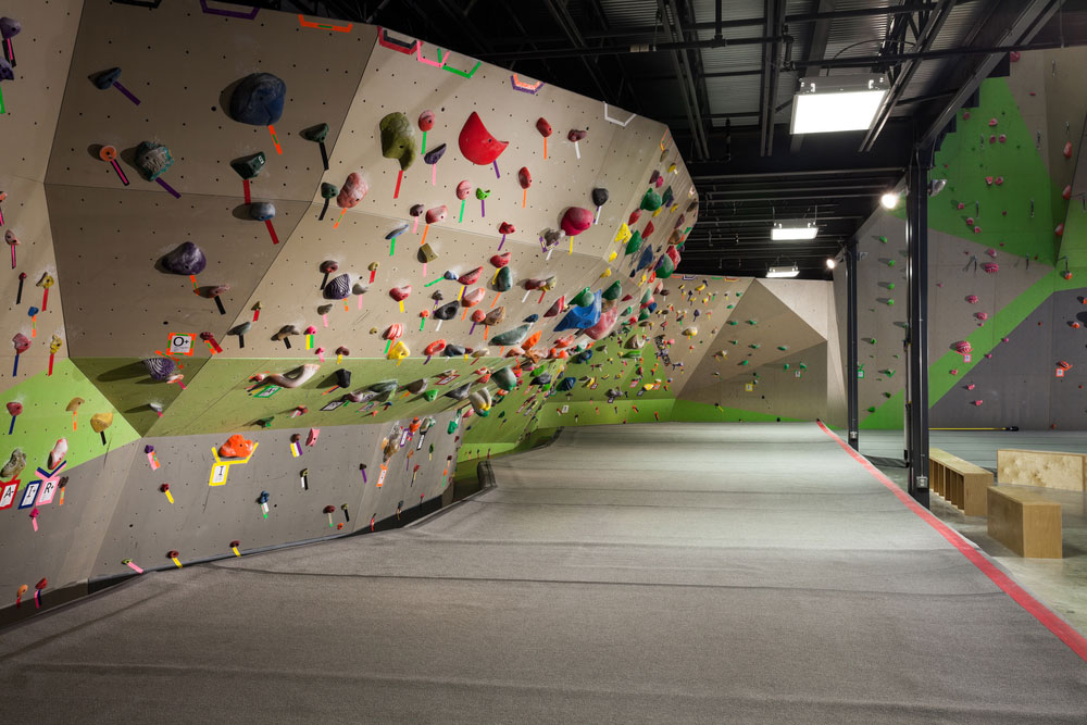 New indoor rock climbing and fitness facility coming to