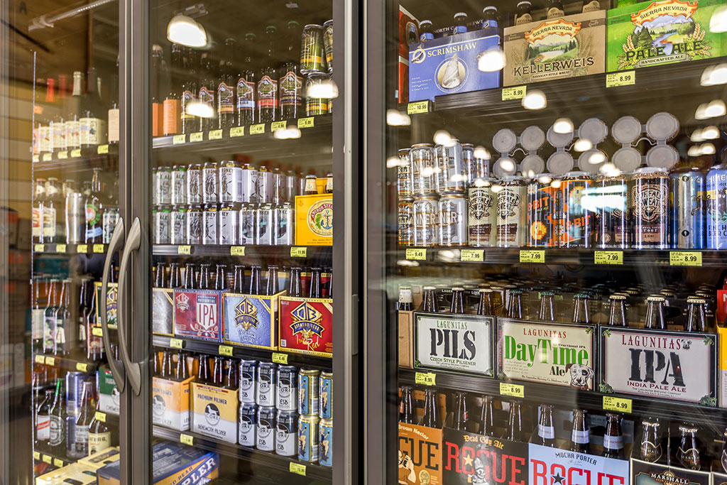 Fayetteville Craft Beer Selection