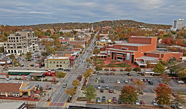 Fayetteville Named 3rd Best Place To Live In U S on Food To Advertise