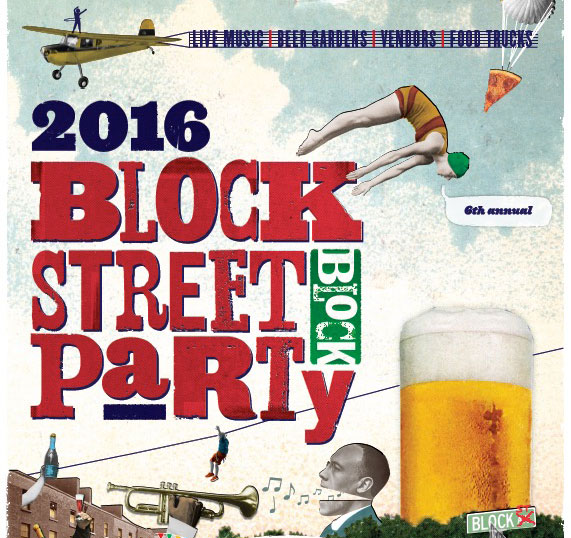 Music schedule released for 2016 Block Street Block Party