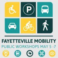 FayettevilleMobilityPublicWorkshops
