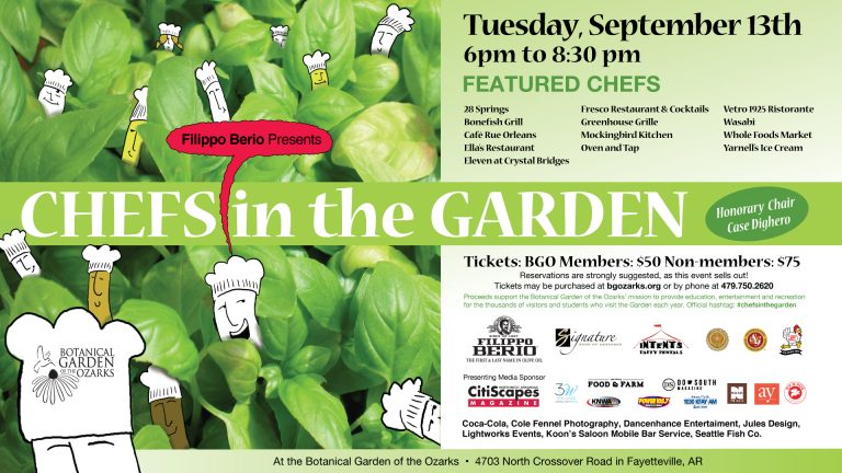 Chefs in the Garden set for Sept. 13 at Botanical Garden of the ...