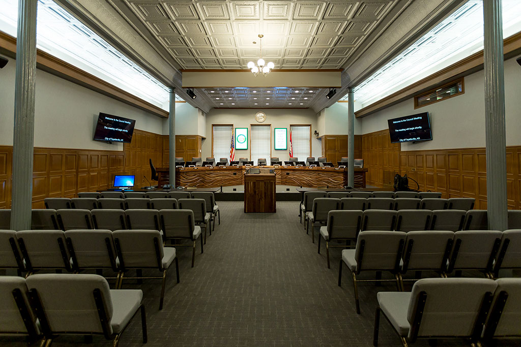 Fayetteville City Council preview: Aug. 20, 2019