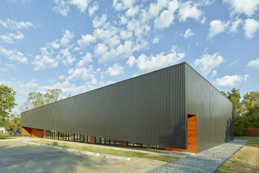 Fayetteville S Marlon Blackwell Architects Named Top Firm