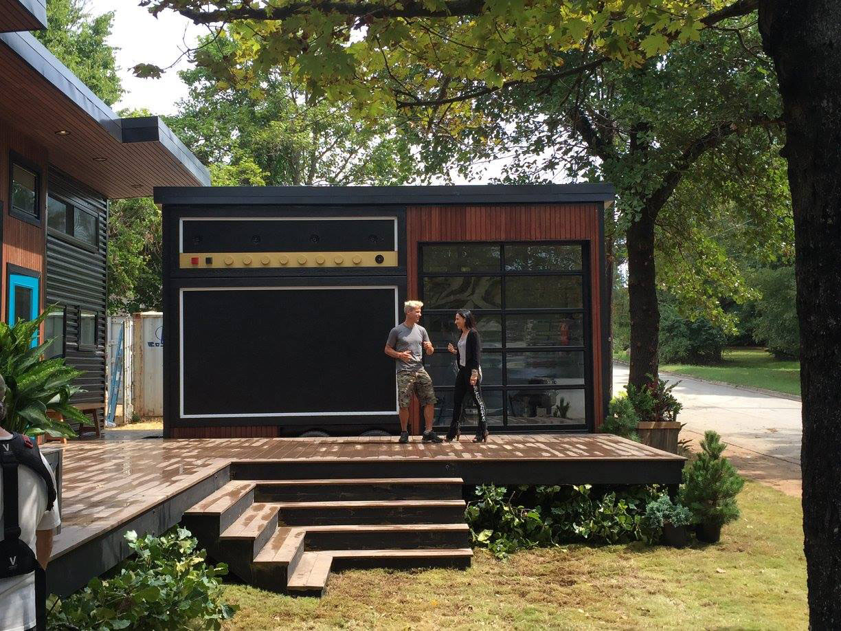 South Fayetteville Home Featured On 'Tiny House Nation