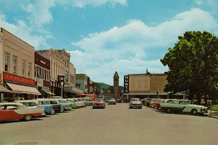 new book explores fayetteville�s history and its