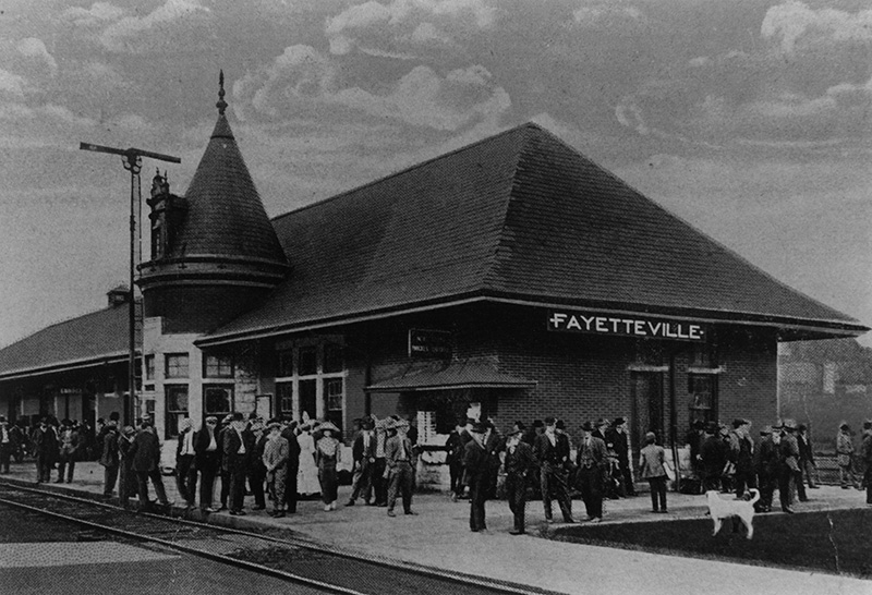 Brief History of Fayetteville