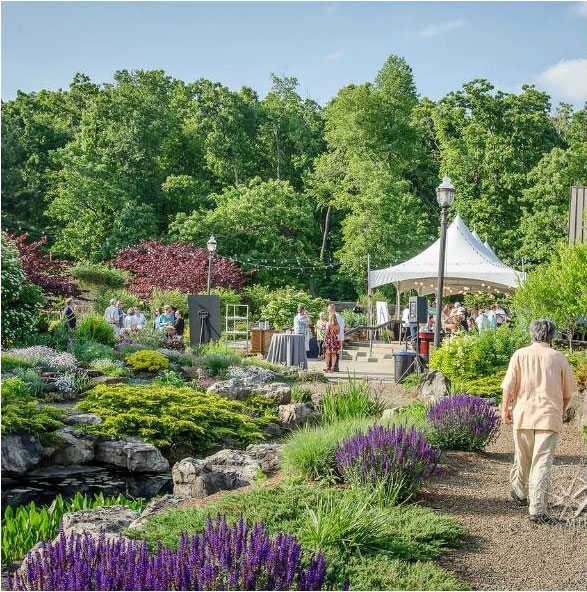 Greening Of The Garden Event Set For May 9 At Botanical Garden Of The Ozarks Fayetteville Flyer