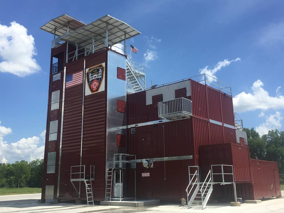 Ribbon Cutting Planned For Fire Training Facility In