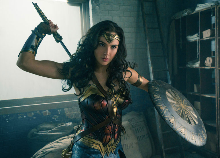 'Wonder Woman' looks to break the superhero mold this weekend