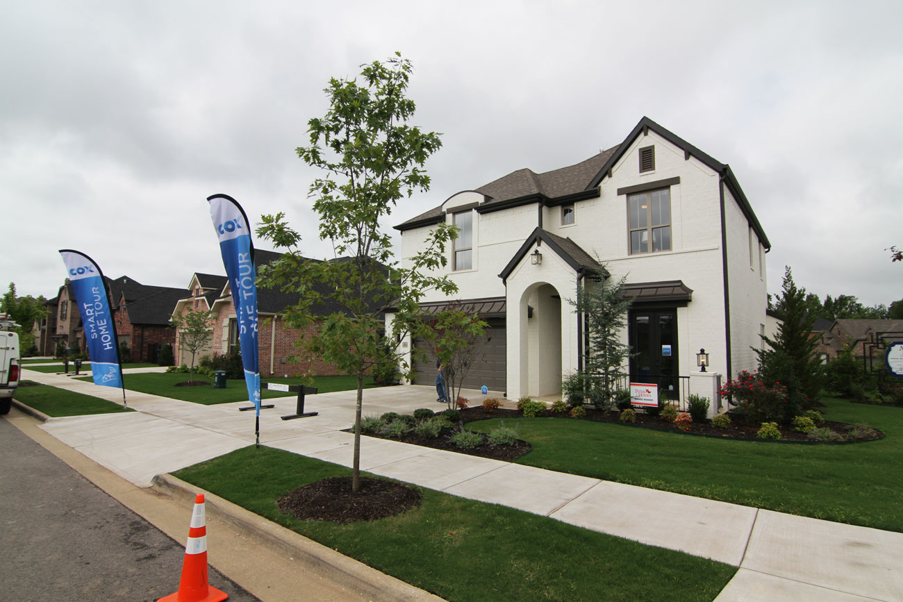 Ad Cox Smart Home Event Showcases Home Of The Future