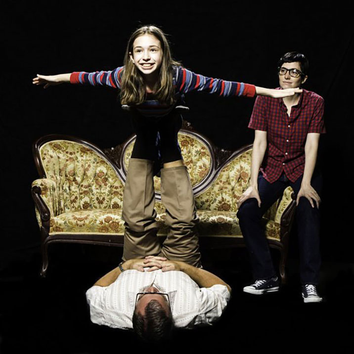 TheatreSquared's production of 'Fun Home' journeys to the