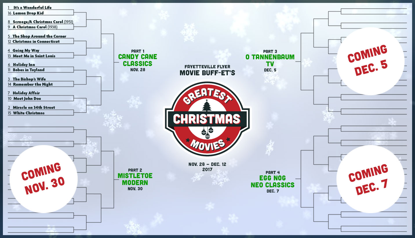 click to enlarge - Christmas Movie Classics