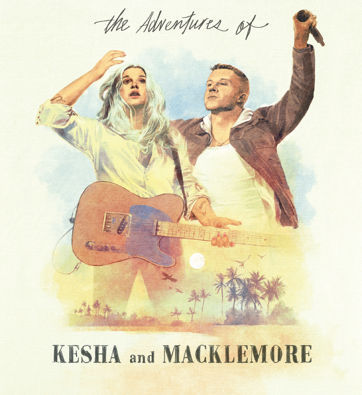 Kesha, Macklemore tour sets date for Jones Beach Theater show