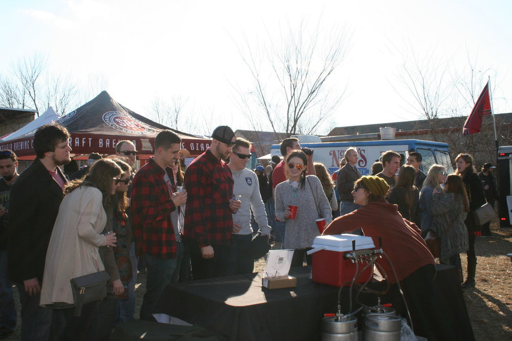 Frost Fest Craft Beer Festival