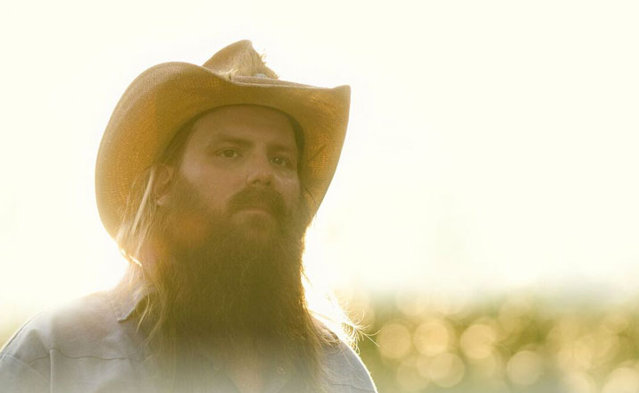 Chris Stapleton will bring summer tour to Boston area