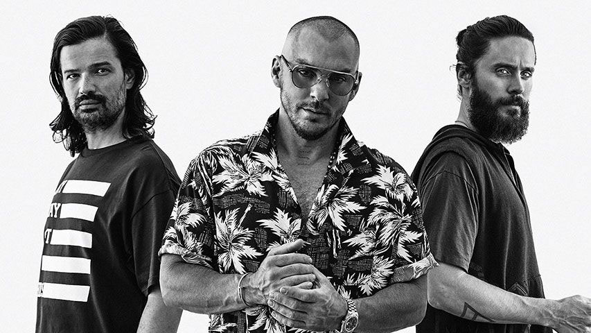 Thirty Seconds To Mars, Walk The Moon to play Blossom in June