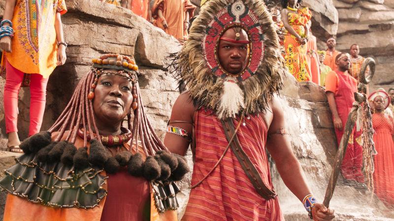 The African Tribes that inspired the movie