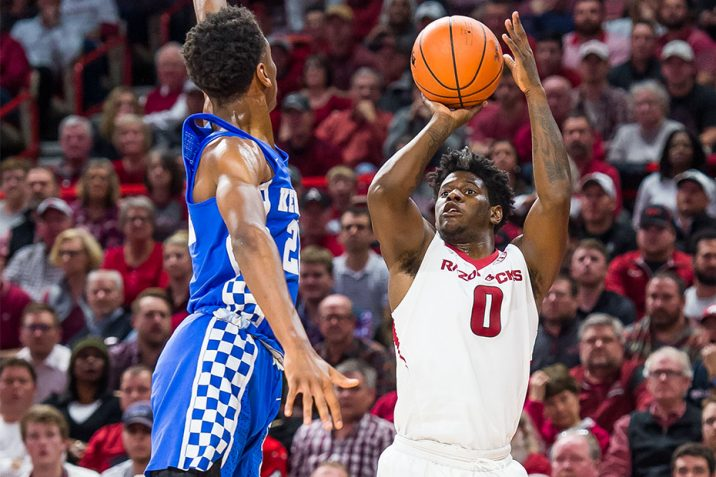 Calipari S Kentucky Wildcats Are Young Streaky And Loaded: Razorback Hoops Team Faces Alabama, Diamond Hogs Win Four