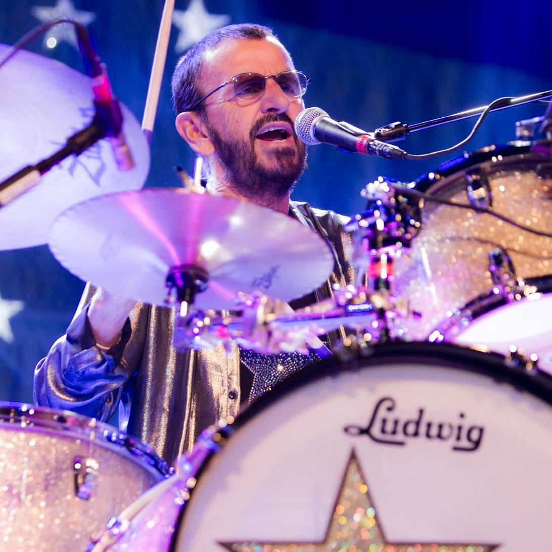 Giveaway: Ringo Starr and His All Starr Band, Sept. 2 at the Walmart AMP