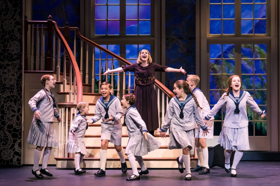 """Walton Arts Center's offering of """"The Sound of Music"""" brings"""