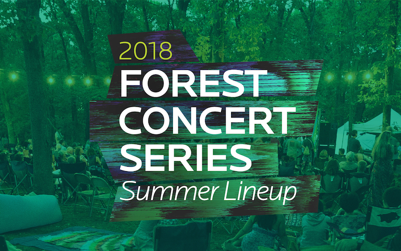 Giveaway – Win Tickets to a Summer Concert in the Forest at