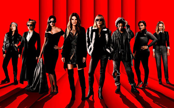 Image result for Ocean's Eight