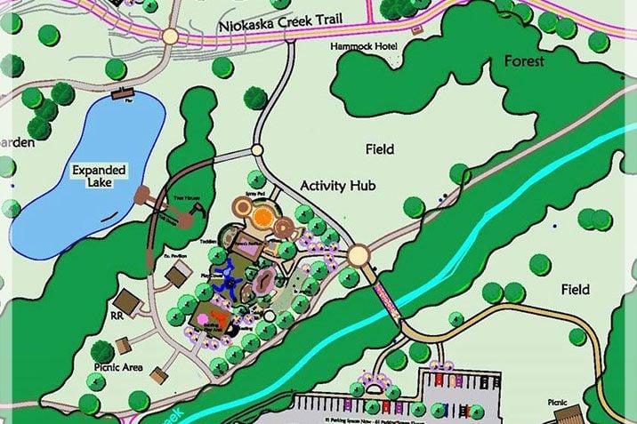 Gulley Park splash pad construction to begin in 2020