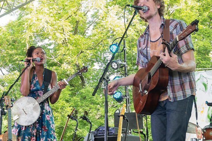Thursday night Roots Festival events moved to Town Center