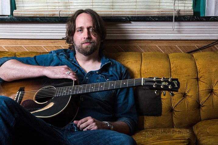 Frequent Fayetteville guest Hayes Carll, who performs here